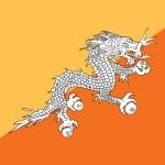 Bhutan's logo