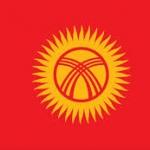 Kyrgzystan's logo