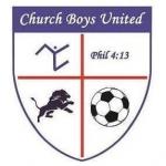 Church Boys United's logo