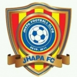 Jhapa Football Club's logo