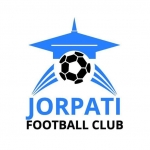 Jorpati Football Club's logo