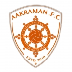 Sikkim Aakraman Football Club's logo