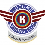 Kusume Shining Club's logo