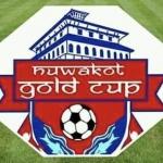 Nuwakot Gold Cup  logo