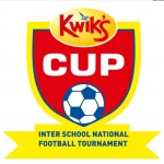 Kwiks Inter School National Football Tournament Group B logo