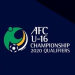 AFC U-16 Championship Qualifiers Group A logo