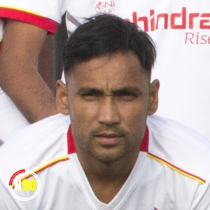 Football player Hari Karki