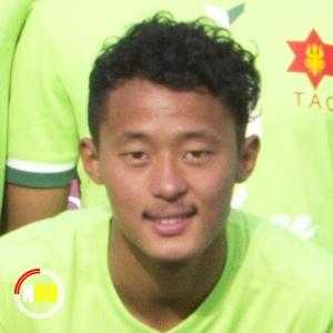 Football player Sesehang Angdembe Limbu