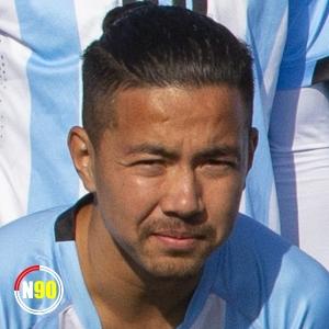Football player Pujan Uparkoti