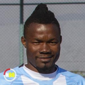 Football player Koara Larba Florest