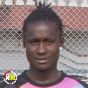 Football player Metho  Eludie Ruth